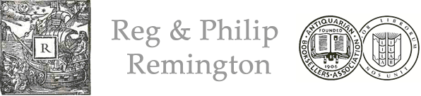 Reg & Philip Remington