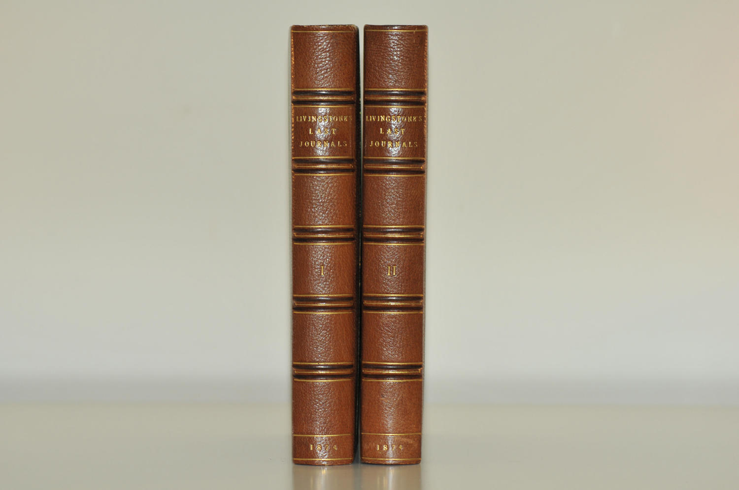 Last Journals of David Livingstone' in Central Africa