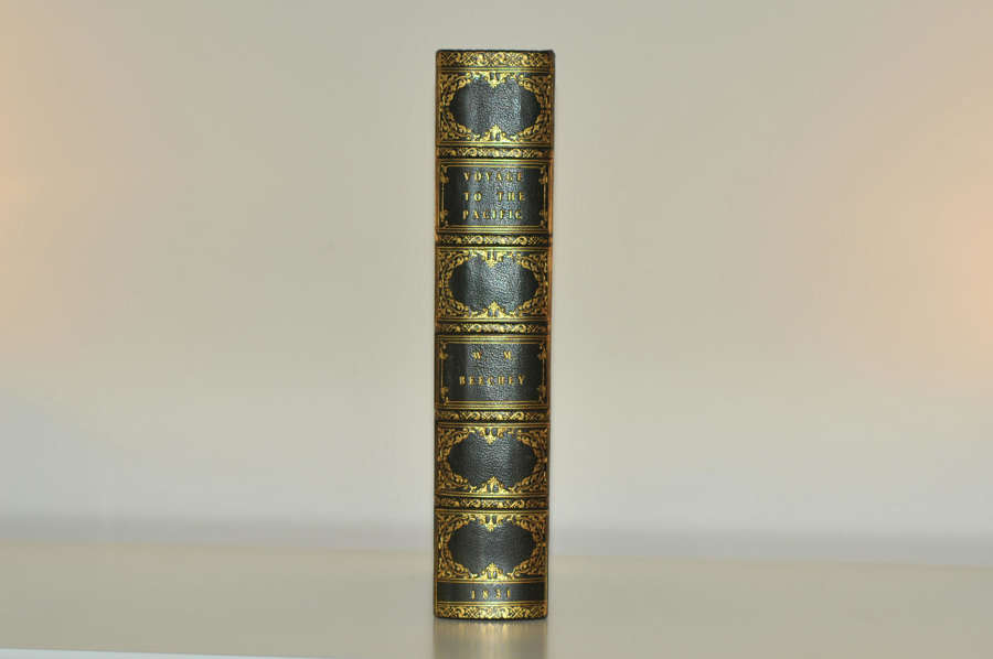 Beechey Narrative of a Voyage to the Pacific