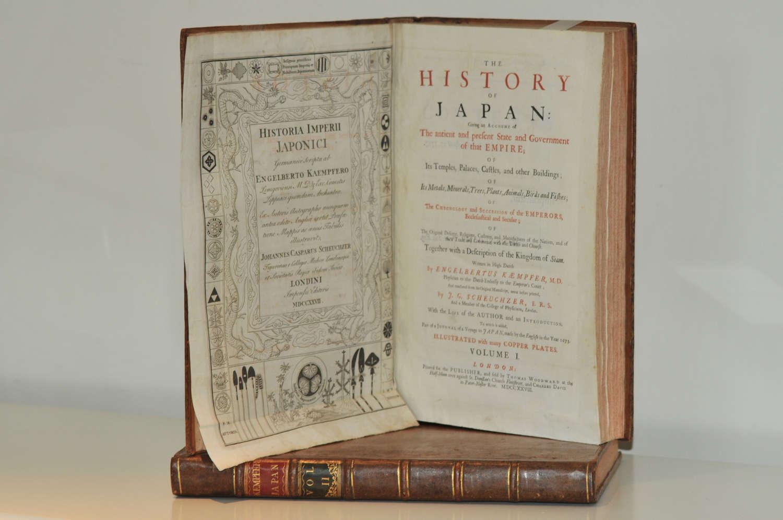 Kaempfer History of Japan