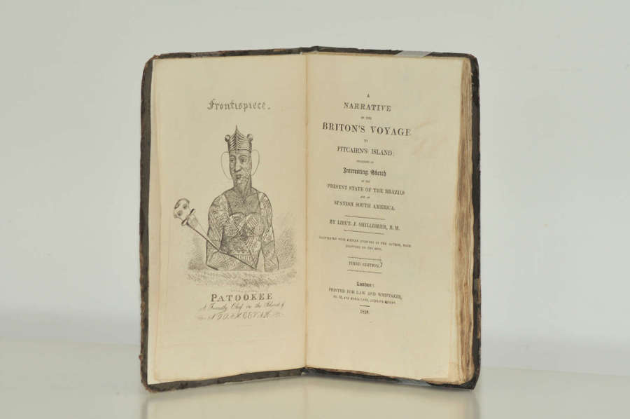 Shillingbeer A Narrative of the Briton's Voyage, to Pitcairn's